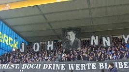 Darmstadt's inspirational fan: Johnny Heimes