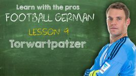 Football German: Lesson 9