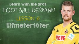 Football German: Lesson 6