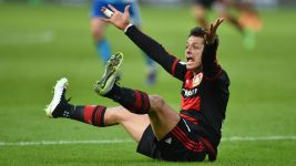Chicharito to miss Leverkusen season finale