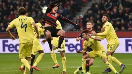 Leverkusen knocked out of Europa League