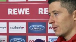 Lewandowski: 'We had to battle'