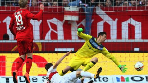 Previous meeting: Stuttgart 0-2 Leverkusen