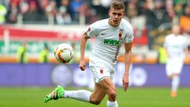 Alfred Finnbogason: Augsburg's ice-cool Icelander