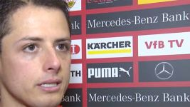 Chicharito: 'A very good result'