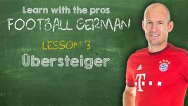 Football German: Lesson 3