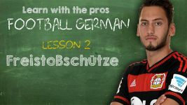 Football German: Lesson two