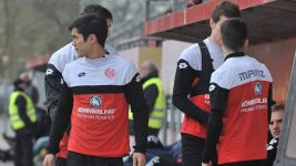 Yoshinori Muto returns to first-team training with Mainz