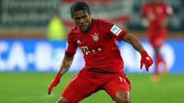 Turbo-charged Douglas Costa blazing trail for Baye