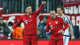 Bayern face Benfica test in Champions League quarters