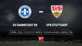 Defence versus attack as Darmstadt host Stuttgart