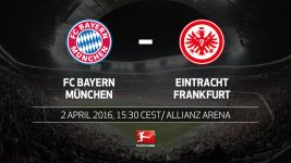 Bayern and Frankfurt with contrasting agendas on Matchday 28