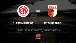 Points mean prizes for Mainz and Augsburg