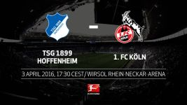 Hoffenheim seek relegation daylight against Köln