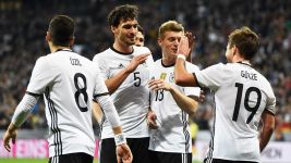Germany declare EURO 2016 intent by beating Italy in Munich
