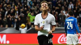Götze ready for final sprint