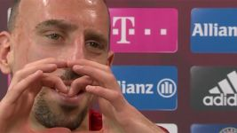Bayern's Franck Ribery explains his love for the club