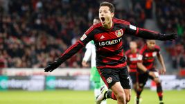 Bundesliga in 360: experience Chicharito's stunner vs Wolfsburg in virtual reality!