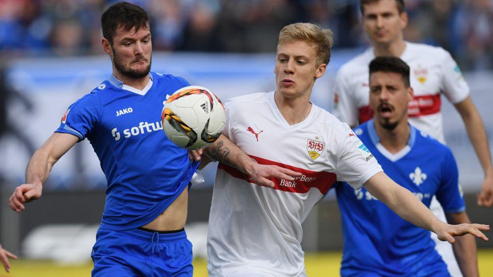 Darmstadt Stuttgart Bundesliga