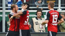 Clinical Ingolstadt almost safe after Schalke win