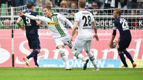 Previous Meeting: Gladbach 5-0 Hertha