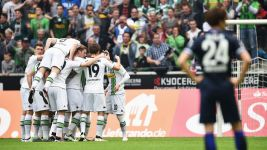 Mönchengladbach run riot at home to Hertha to go fourth