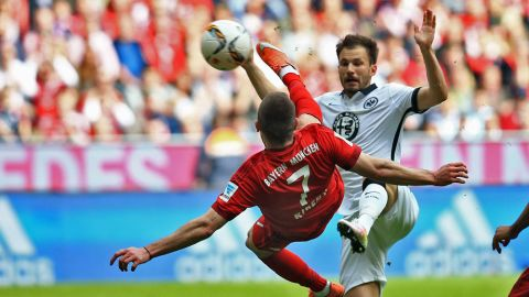 Previous Meeting: Bayern 1-0 Frankfurt