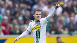 Gladbach's Thorgan the Hazard-ous comes of age
