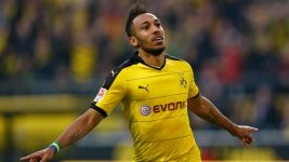 Aubameyang honoured