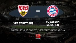 No rest for the wicked as Bayern travel to Stuttgart