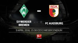 Bremen and Augsburg in fight for survival