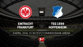 Frankfurt welcome Hoffenheim in crucial relegation clash