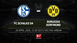 Revierderby time for Schalke and Dortmund