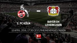 On-song Leverkusen seek Rhine derby spoils at Köln