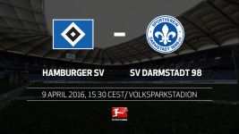 Hamburg seek daylight at end of tunnel they share with Darmstadt