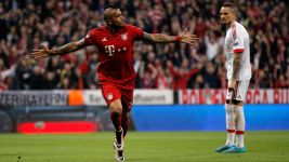Bayern best Benfica in Champions League quarter-final first leg