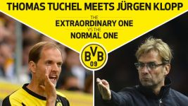 Infographic: Thomas Tuchel meets Jürgen Klopp in Dortmund vs Liverpool