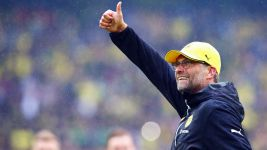 Klopp: 'Dortmund are favourites for the Europa League'