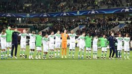 Wolfsburg in Madrid to make Champions League history