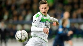Thigh injury sidelines Wolfsburg star Draxler