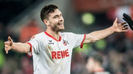 Köln's Hector: 'I know what the derby means to our fans'