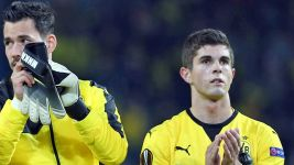 Dortmund's Pulisic: 'Always amazing to play here'