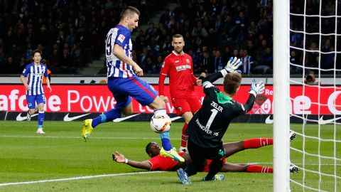 Previous meeting: Hertha 2-2 Hannover