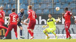 Frankfurt looking over shoulders after Bochum reverse