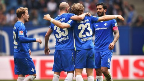 Previous Meeting: Hamburg 1-2 Darmstadt