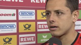 Chicharito: 'We did our job'