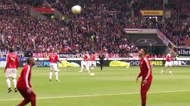 Silky skills from Bayern pair Thiago and Douglas Costa