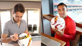 Chicharito vs Marco Fabian competition: your chance to win a signed official TORFABRIK!