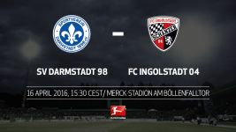 Ingolstadt sense safety away at fellow newcomers Darmstadt
