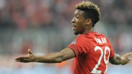 Coman exclusive: 'I really, really want to win the Champions League'